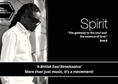 British Collective, Don-e, more Spirit