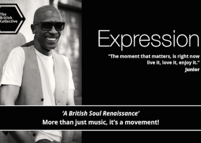 British Collective, Junior, more Expression