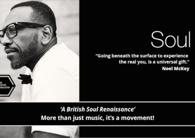 British Collective, Noel McKoy, more Soul